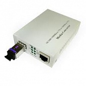 Gigabit Ethernet SFP converter 1000Base-T to 1000Base-X, 3 - 120km